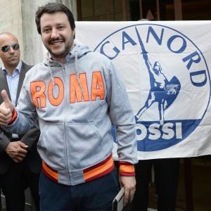 """Boom della Lega Nord in Sicilia. Salvini : """"Ho preso 10 mila voti, come a Milano"""""""