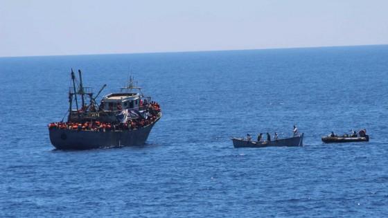 Immigrazione, soccorsi e trasferiti in Sicilia circa 3.300 profughi