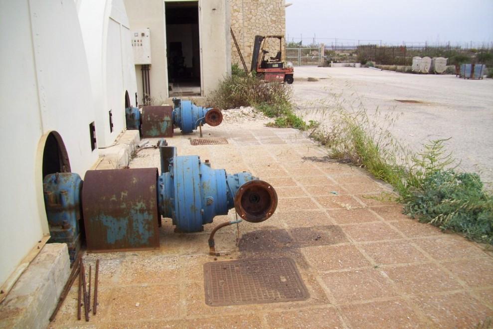 Il depuratore di Lampedusa è guasto: i liquami nel mare dell'isola - 1 di 20 - Palermo ...
