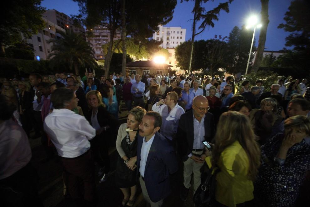Raduno di ex alunni del Gonzaga, alla festa arrivano in 400