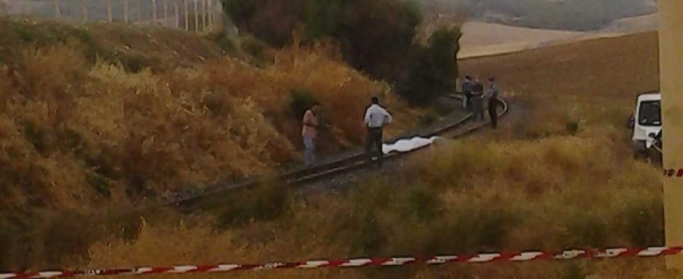 Incidente ferroviario nel Nisseno, muoiono tre operai di Rfi