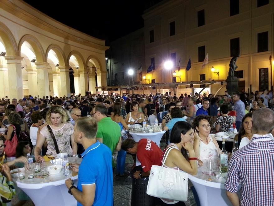 Stragusto, festa a Trapani con il cibo di strada