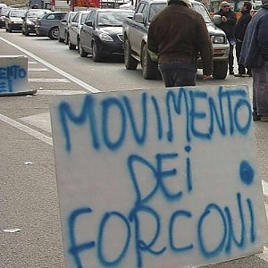 I Forconi tornano in strada, proteste sullo Stretto di Messina