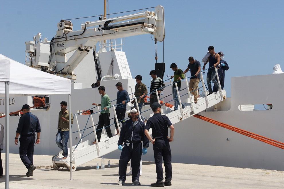 Migranti, sono 700 le vittime degli ultimi naufragi$