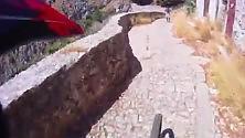 Monte Pellegrino discesa da brividi in mountain bike