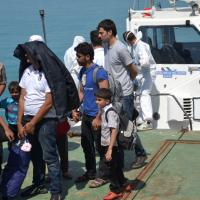 Sbarco a Porto Emepdocle, arrivati 181 profughi di guerra