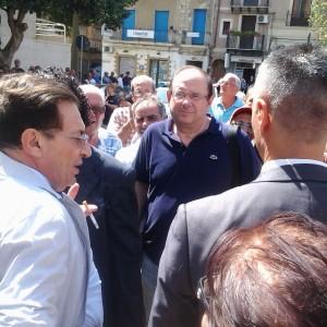 """Renzi in Sicilia: """"Partiamo da qui per rilanciare l'Italia"""