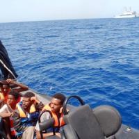 Sbarchi, si aggrava bilancio dell'ultimo naufragio: 24 i morti. Salvate altre 171 persone...