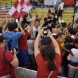 Società sportiva  offre 120 mila euro per il PalaMangano