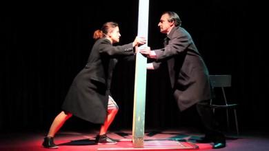 Dante, Bonaiuto e Paolo Rossi/   Foto    la nuova stagione del Teatro Biondo