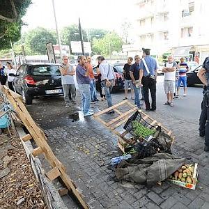 Operaio edile disoccupato si dà fuoco a Catania, è grave