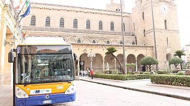 Amat, torna la linea Palermo-Monreale previste ogni giorno ventidue corse