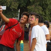 Palermo, al Parco Uditore una giornata di festa e colori per la pace