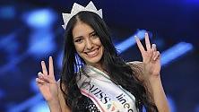 """Miss Italia è una golosona """"Mangio pasta e pizza e poi vado a correre"""""""