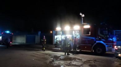 Ultime Notizie: Incendio in una fabbrica di detersivi a Villabate