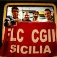 La Cgil siciliana va Roma  col treno dei lavoratori  Foto
