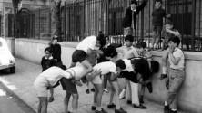 C'era una volta a Palermo così giocavano i bambini
