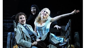 """""""Frankenstein junior"""", il cult resiste con un cast affiatato/COMMENTA"""