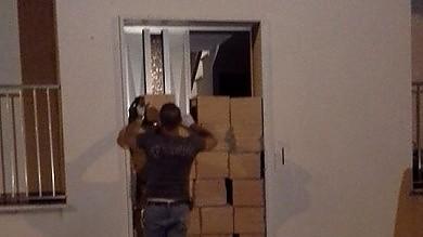 Ultime Notizie: Per evitare lo sfratto si fanno murare in casa a Comiso