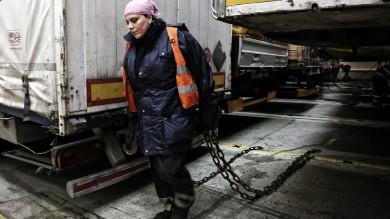 Ultime Notizie: Muscoli, coraggio e dolcezza: le portuali di Palermo si raccontano