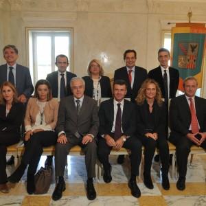 """Crocetta presenta la nuova squadra: """"Non siamo commissariati da Roma"""""""
