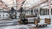 I ruderi dell'industria in mostra al Deposito di Sant'Erasmo