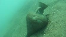 Gela, trovata negli abissi la nave più antica