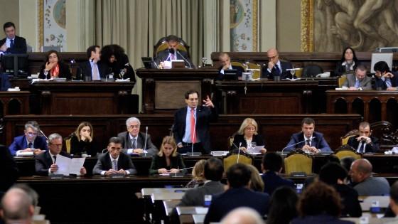 All 39 ars arriva il registro delle presenze gli assessori for Assistenti parlamentari m5s
