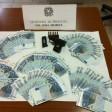 Fermato dipendente  del Comune di Priolo  con 200 banconote false  e una pistola  di NATALE BRUNO