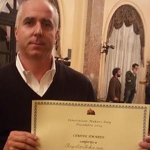 """Il sistema per evitare il furto di biciclette vince il """"Cerisdi awards"""""""