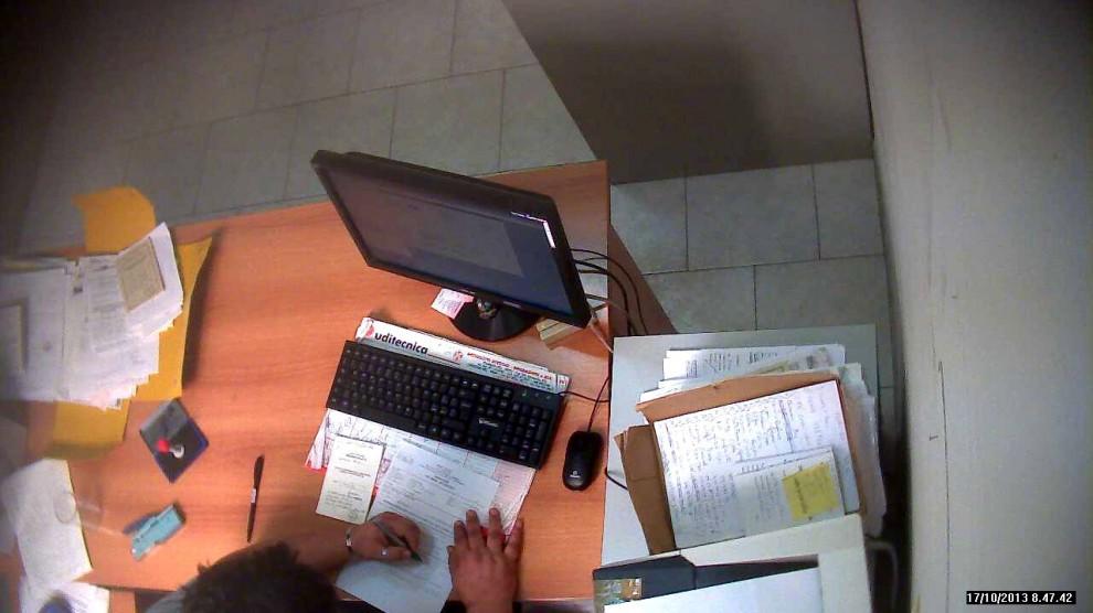 Truffa sui pannoloni, blitz dei carabinieri. Una telecamera incastra il funzionario Asp Palermo infedele