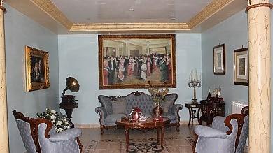Il salotto di Galatolo in stile Gomorra  Foto  l'ex regno del boss dell'Acquasanta