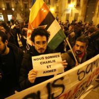 Palermo in piazza per dire no al terrorismo islamico