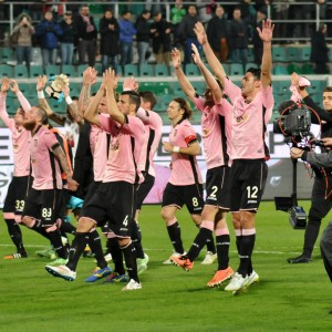 I rosanero fermano la Roma al Barbera, Dybala superstar