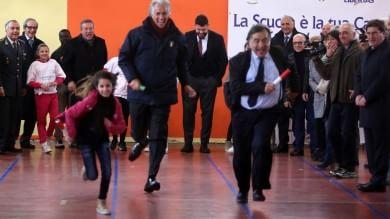 Allo Zen festa dello sport con Malagò e il sindaco  Foto