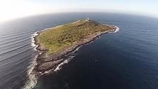 Isola delle Femmine è uno spettacolo filmato dal drone