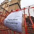 Rischio di crolli, sequestrato il campanile di San Francesco di Paola