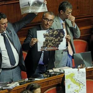 Trivellazioni nel canale di sicilia la commissione for Canale camera dei deputati