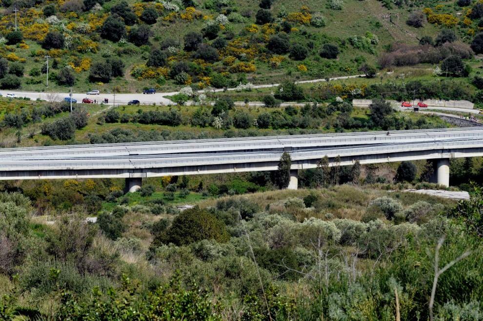 Le frane attorno alla frana: tutte le statali interrotte vicino alla Palermo-Catania