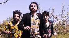 Foto da tutta la Sicilia  per il nuovo cd  dei Dimartino band