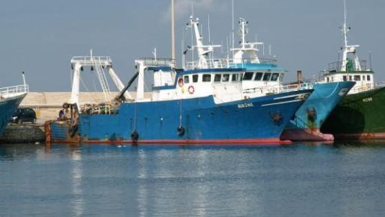 Marina Militare porta in salvo peschereccio sequestrato dai libici$