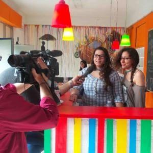 Il bar del liceo Cassarà riapre e diventa serie tv