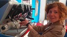 Il bar del liceo Cassarà         ft    riapre e diventa serie tv