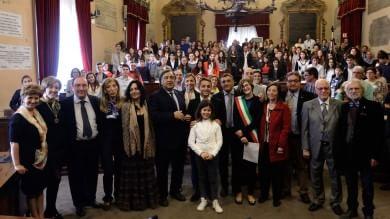 Donna il nuovo sindaco junior di Palermo è stata eletta dai 50 baby consiglieri  Foto