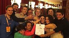 Sanremo, al Cast Gattuso  il Delfino d'argento