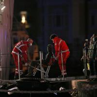 Strage migranti, lo sbarco a Catania dei sopravvissuti