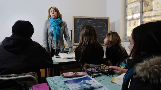 Scuola una sezione in lingua tedesca al liceo classico for Liceo umberto palermo
