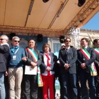 """Primo maggio, i segretari di Cgil Cisl e Uil a Pozzallo. """"Città simbolo per l'Europa""""...."""