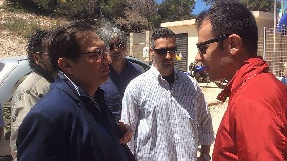 """Lampedusa, Crocetta boccia lo stato d'emergenza: """"Cosa dovrebbero dire a Pozzallo e ad Augusta?"""""""