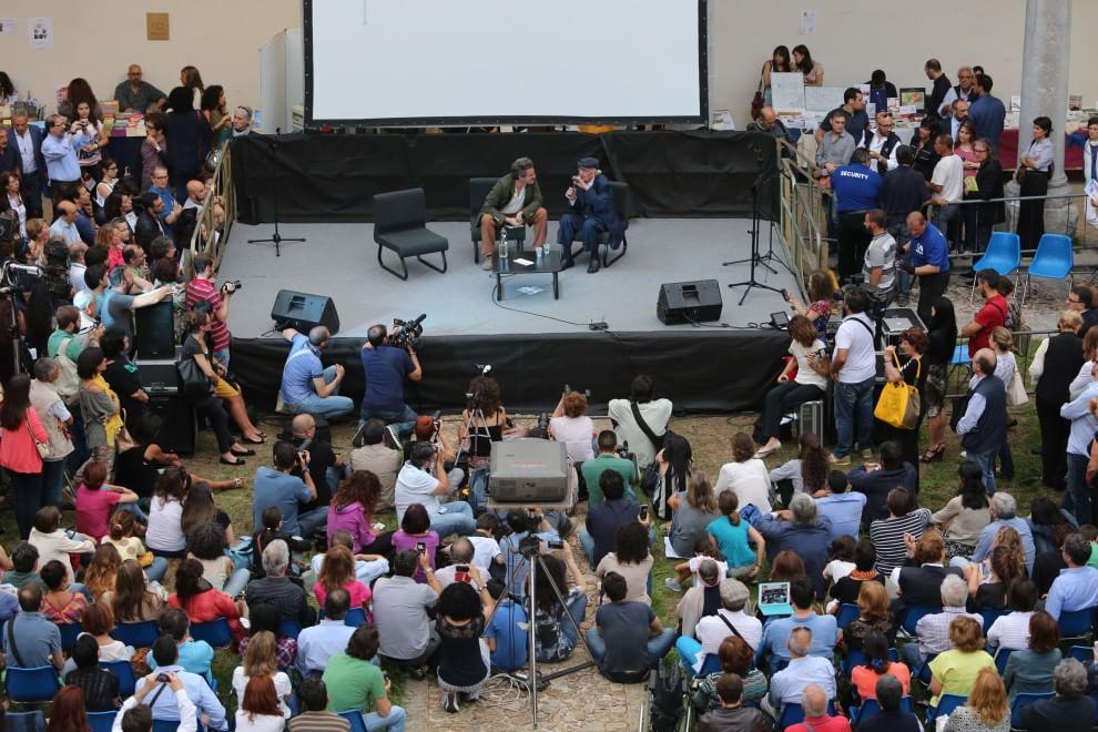 Camilleri alla Gam: bagno di folla per parlare di Montalbano